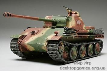 Немецкий танк Panther G