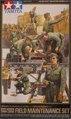 Немецкая полевая команда механиков