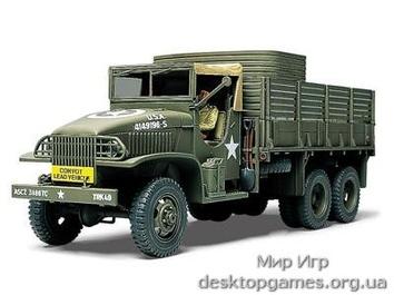 Американский 2.5 тонный грузовик 6x6
