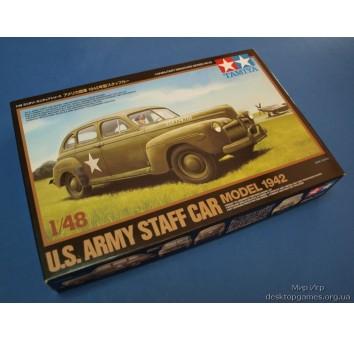 Американский командирский автомобиль 1942