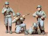 Немецкая пехота TAMIYA 35002