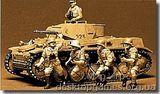 Немецкий танк Panzerkampfwagen II