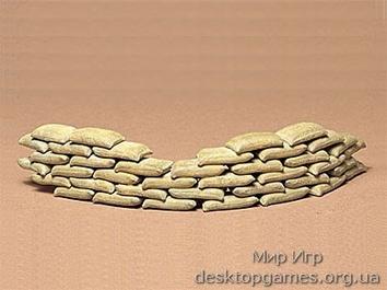 Мешки с песком