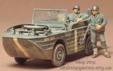 Американская амфибия Ford G.P.A Jeep