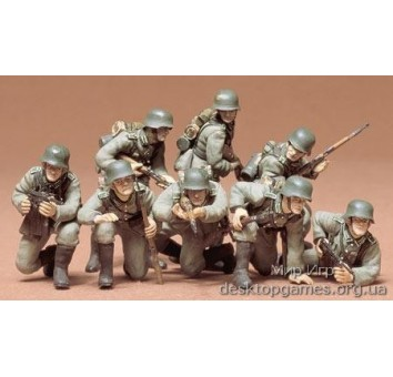 Немецкие Panzer Grenadiers