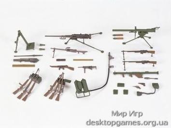 Стрелковое оружие американской пехоты