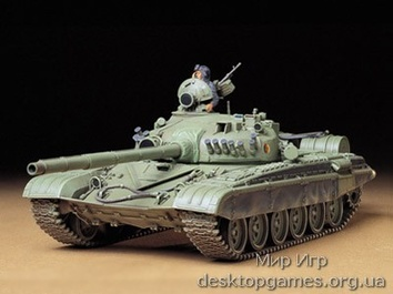 Советский танк T72M1