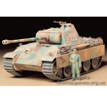 Немецкий танк Panther Type G изначальная версия
