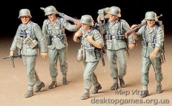 Немецкие пулеметчики