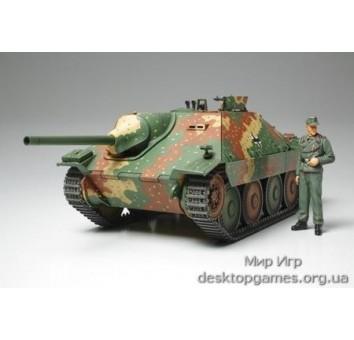 Немецкий танк Hetzer (середина производства)