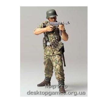 Немецкий пехотинец элитного подразделения