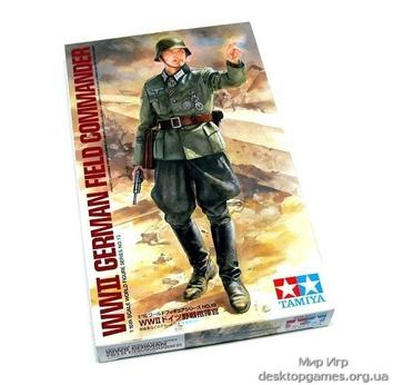 Немецкий полевой командир