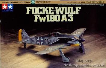 Немецкий Focke-Wulf Fw190 A-3