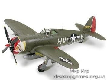 WB P-47D Thunderbolt Razorback