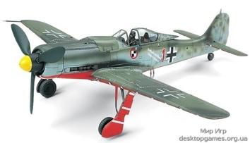Немецкий Focke-Wulf Fw190 D-9 JV44
