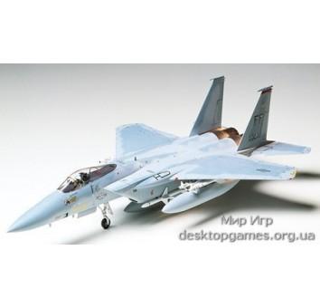 Американский F-15C Eagle
