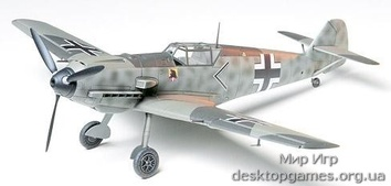 Немецкий Messerschmitt Bf109 E-3