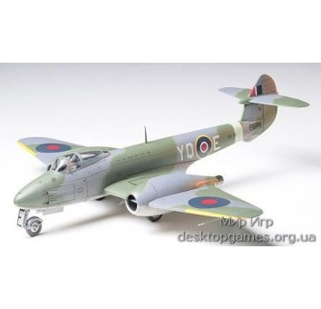 Британский Gloster Meteor F.1