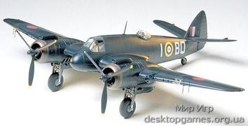 Британский ночной истребитель Bristol Beaufighter
