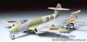 Британский Meteor/V-1