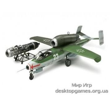 Немецкий Heinkel He162 A-2 Salamander