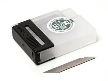 Лезвия 25 штук для модельного ножа.