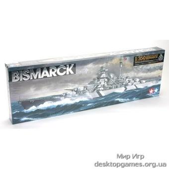 Линкор Bismarck