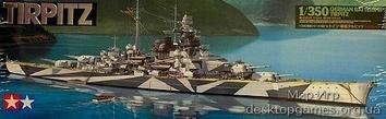 Линкор Tirpitz