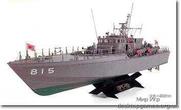 Японский торпедный катер PT 15