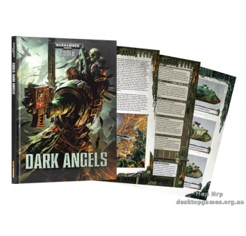Codex Dark Angels (English)