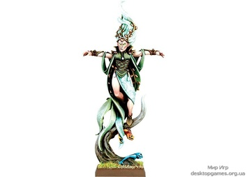 WOOD ELF SPELLSINGERS