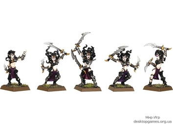 DARK ELF WITCH ELVES