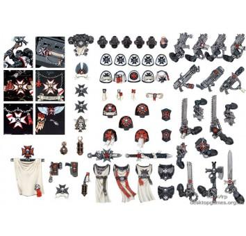 Black Templars Chapter Upgrade