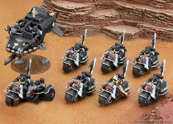 Dark Angels Ravenwing Battleforce