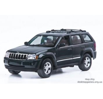 Автомодель  Jeep Grand Cherokee (зелёный металлик)