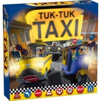 Такси (Tuk-tuk Taxi)