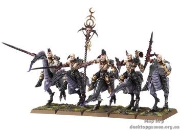 HELLSTRIDERS OF SLAANESH