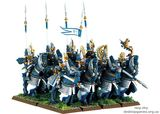 HIGH ELF SILVER HELMS