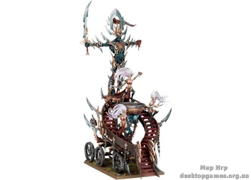 DARK ELVES CAULDRON OF BLOOD