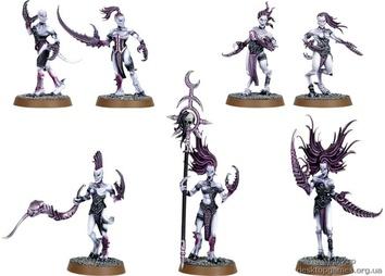 Chaos Daemons Daemonettes of Slaanesh