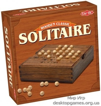 Пасьянс (Solitaire)