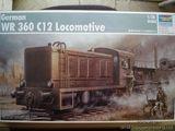 Немецкий локомотив WR 360 C12