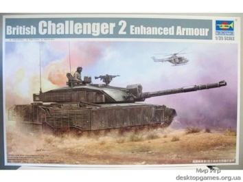 TR00308 Английский танк «Челленджер II«