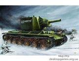 Советский танк КВ «Большая башня«
