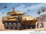 TR00349 Многоцелевой БТР армии США LAV-25