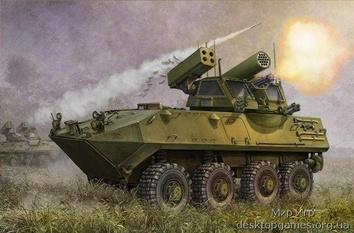 БТР Морской пехоты США LAV-AD