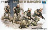 Американские солдаты в Ираке (2005)