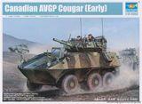 Сборная модель канадского БТР Cougar 6x6 AVGP