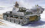 Немецкий танк VK 3001(H) PzKpfw VI (Ausf A)