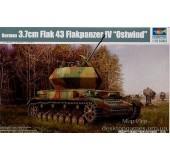 "Немецкая ЗУ 3.7cm Flak 43 Flakpanzer IV ""Ostwind"""